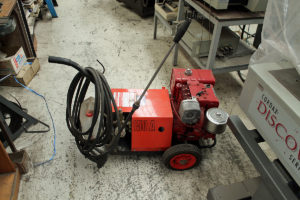 used-spitwater-150a-pressure-cleaner-aa