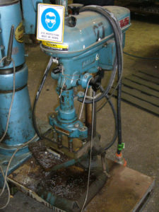 used-waldown-drill-tapper-aa