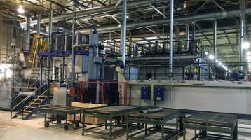 Drivetrain Systems International plant clearance